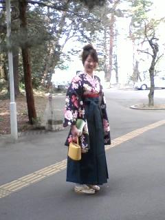 卒業式です(^_^)