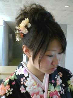 アップ1☆ 髪飾り☆